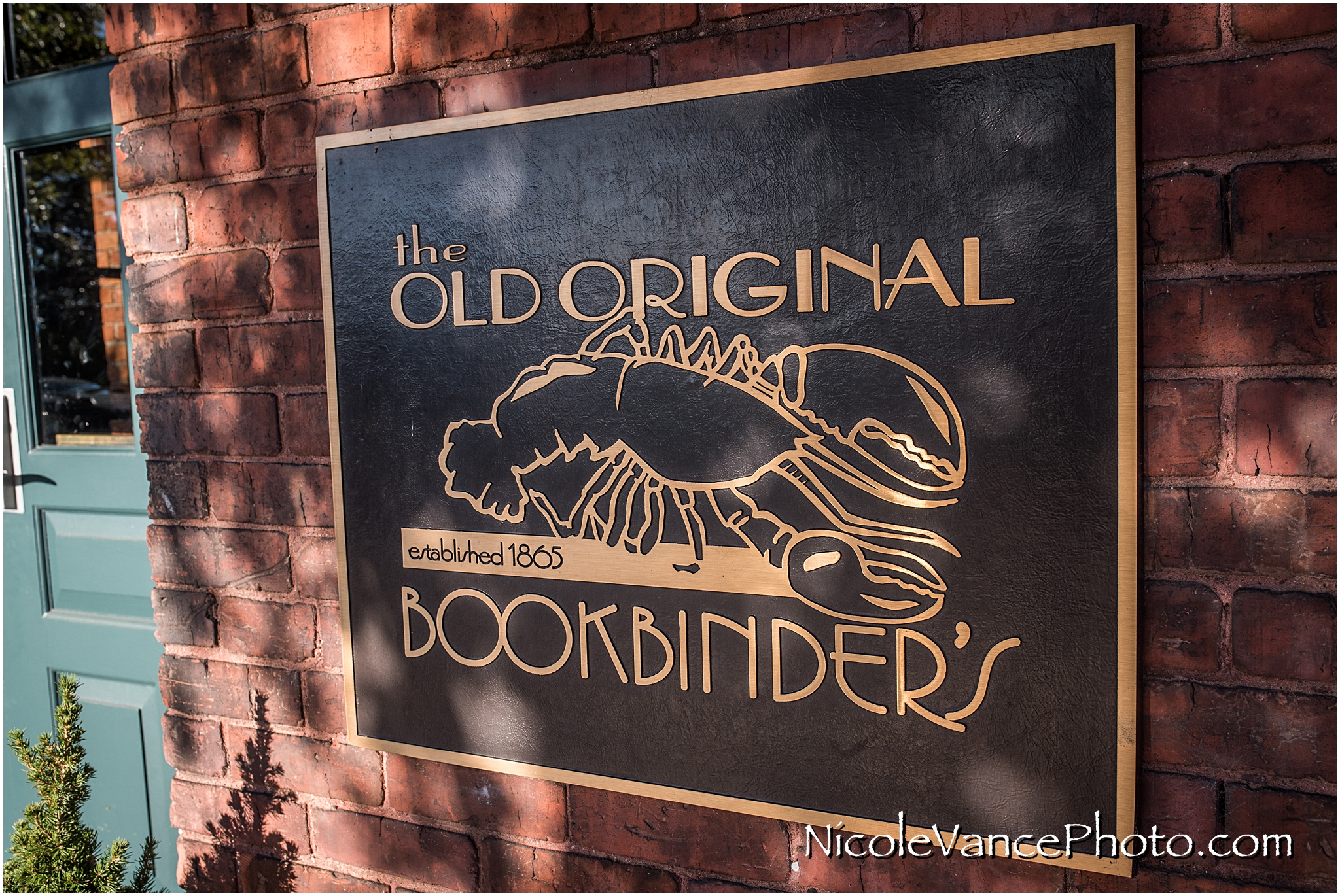 The Original Old Bookbinders in Shockoe Bottom is perfect for an intimate event.